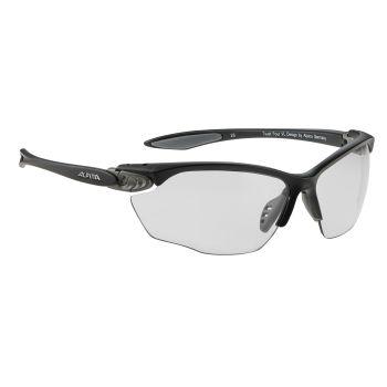 Alpina TWIST FOUR VL+, očala, črna