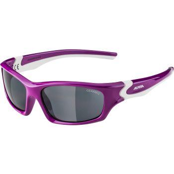 Alpina FLEXXY TEEN, otroška sončna očala, vijolična