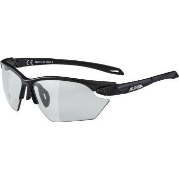 Alpina TWIST FIVE HR S VL+, očala, črna