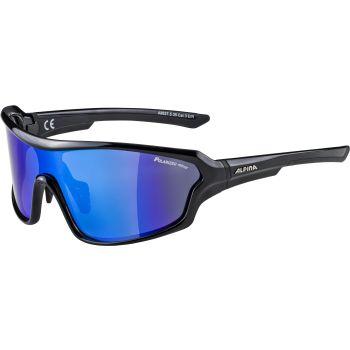 Alpina LYRON SHIELD P, očala, črna