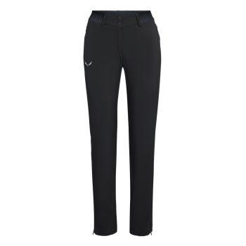 Salewa PEDROC 3 DST W REG PANT, ženske pohodne hlače, črna