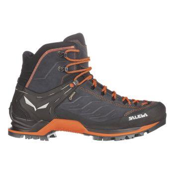 Salewa MTN TRAINER MID GTX, moški pohodni čevlji, siva