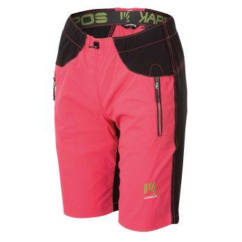 Karpos ROCK W BERMUDA, hlače, roza