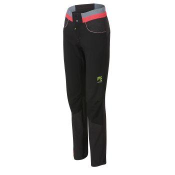 Karpos K-P SPORT CLIMBING W PANT, ženske pohodne hlače, črna