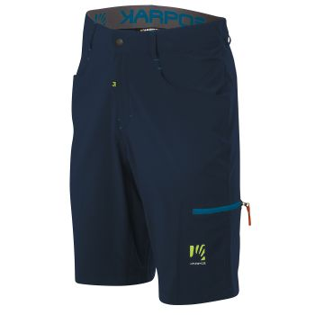 Karpos FANTASIA BERMUDA, hlače, modra