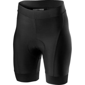 Castelli PRIMA SHORT, hlače ž.kr kol, črna