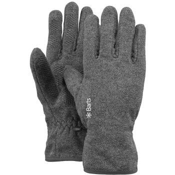 Barts FLEECE GLOVES HEATHER GREY M/ 8.0, rokavice, siva