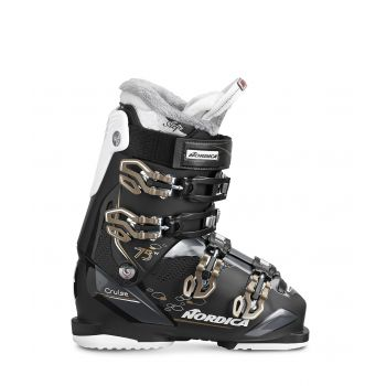 Nordica CRUISE 75 W, ženski smučarski čevlji, črna