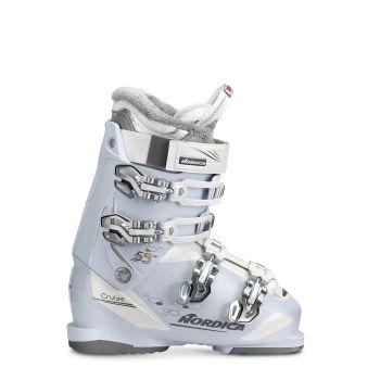 Nordica CRUISE 55 W, ženski smučarski čevlji, bela
