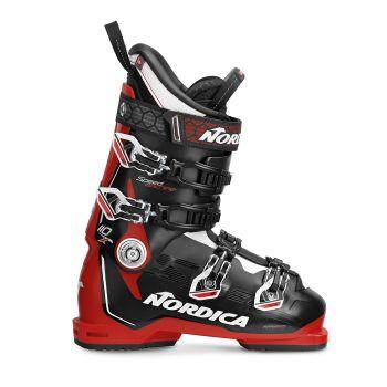 Nordica SPEEDMACHINE 110 X, moški smučarski čevlji, črna