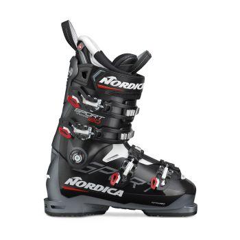Nordica SPORTMACHINE 120, moški smučarski čevlji, črna