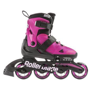 Rollerblade MICROBLADE G, otroški rolerji, roza