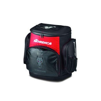 Nordica DOBERMANN RACE XL JR, torba za smučarske čevlje, črna