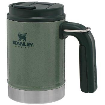 Stanley THE BIG GRIP, steklenica alu, zelena