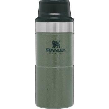 Stanley THE TRIGGER-ACTION, steklenica alu, zelena