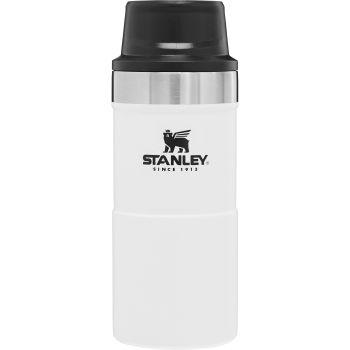 Stanley THE TRIGGER-ACTION, steklenica alu, bela