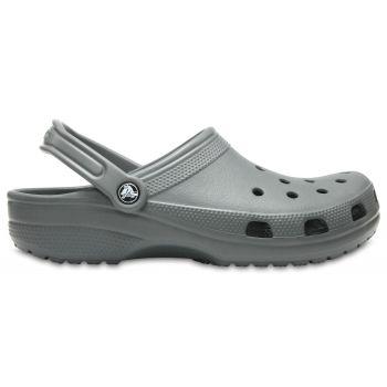 Crocs CLASSIC, natikači m.poletje, siva