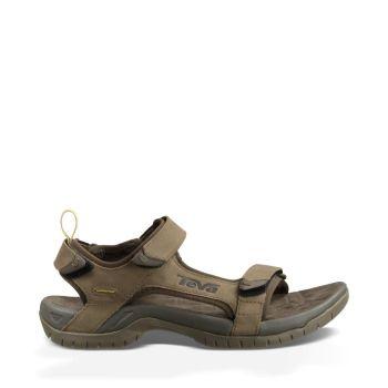 Teva M TANZA LEATHER, sandali, rjava