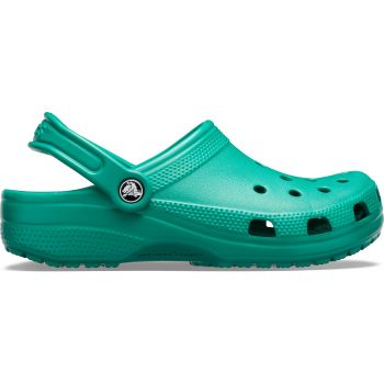 Crocs CLASSIC, natikači m.poletje, zelena