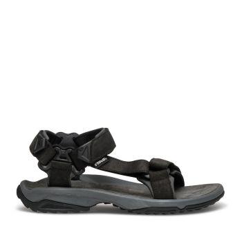 Teva TERRA FI LITE LEATHER, sandali, črna