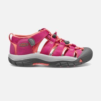 Keen NEWPORT H2, sandali  o.poh., roza