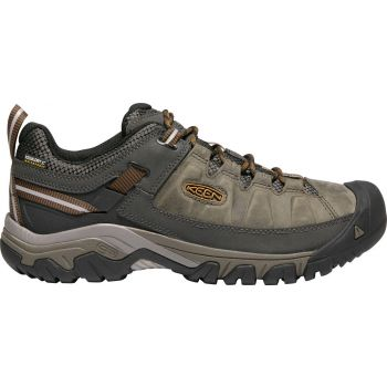 Keen TARGHEE III WP, pohodni čevlji, zelena