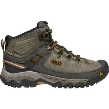 Keen TARGHEE III MID WP, moški pohodni čevlji, zelena