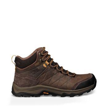 Teva ARROWOOD RIVA MID WP, moški čevlji, rjava