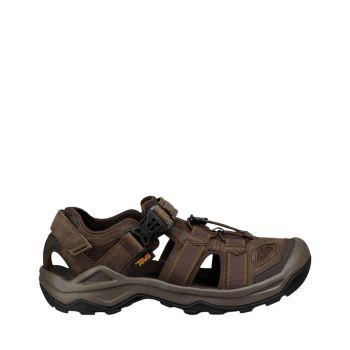 Teva OMNIUM 2 LEATHER, sandali, rjava