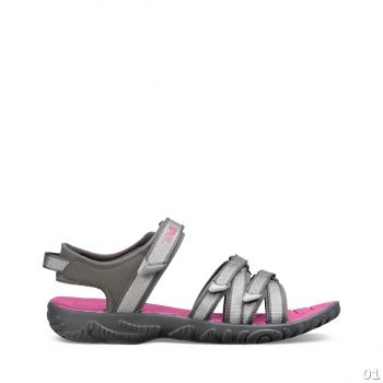 Teva TIRRA, sandali, srebrna