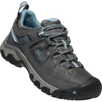 Keen TARGHEE III WP, pohodni čevlji, siva