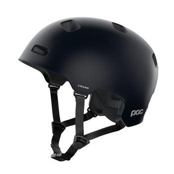 Poc CRANE MIPS, kolesarska čelada, črna