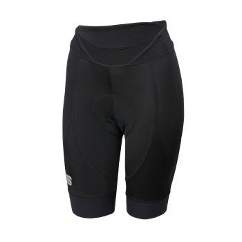 Sportful NEO W SHORTS, hlače kolesarske, črna