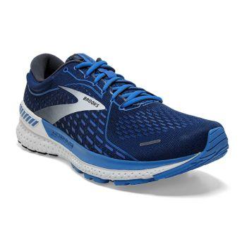 Brooks ADRENALINE GTS 21, moški tekaški copati, modra