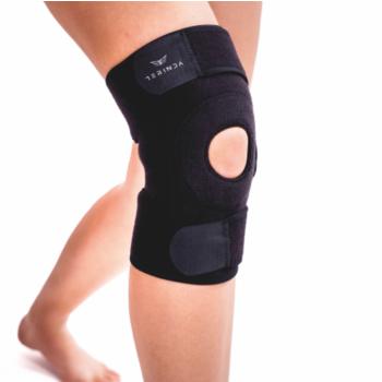 Terinda 1112, ščitnik za kolena, črna