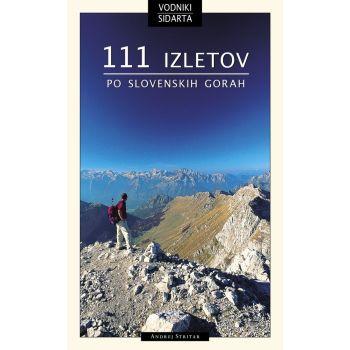 Sidarta 111 IZLETOV PO SLO GORAH, knjiga