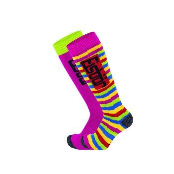 Eisbar JUNIOR CONFORT 2/1, otroške smučarske nogavice, večbarvno