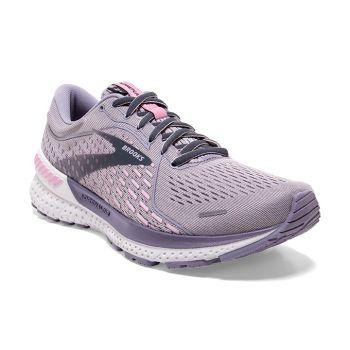 Brooks ADRENALINE GTS 21, ženski tekaški copati, siva