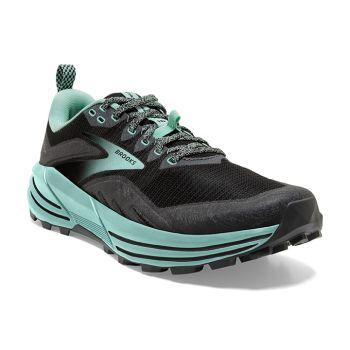 Brooks CASCADIA 16, ženski tekaški copati, črna