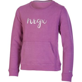 Energetics BARBY 6, pulover o., vijolična