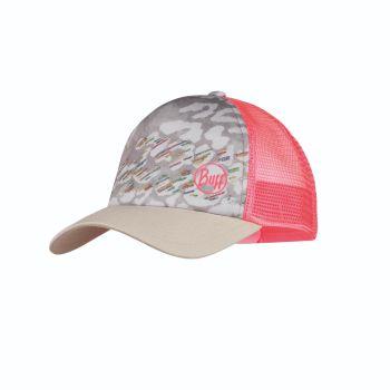 Buff TRUCKER CAP OZIRA, kapa o.ščit, večbarvno