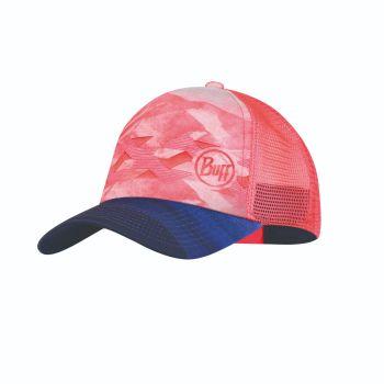 Buff TRUCKER CAP AMDO, kapa m.ščit, večbarvno
