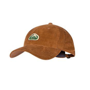 Buff BASEBALL CAP SOLID, kapa m.ščit, rjava
