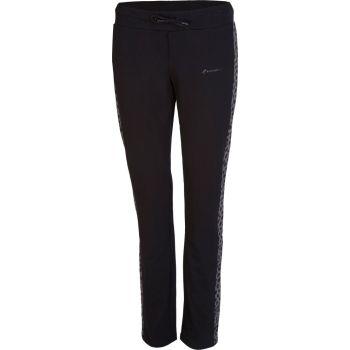Energetics JUNE WMS, ženske fitnes hlače, črna