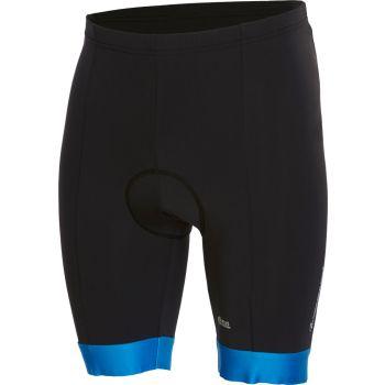 Nakamura BASIC SHORTS, hlače kolesarske, črna