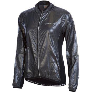 Nakamura GIACCA JACKET, ženska kolesarska jakna, siva