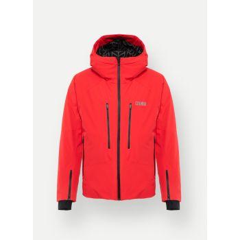 Colmar ECOWAY, moška smučarska jakna, rdeča