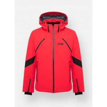 Colmar SCHUSS, moška smučarska jakna, rdeča
