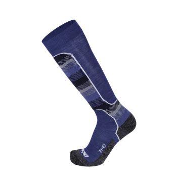 Eisbar TECH LIGHT 1/1, moške smučarske nogavice, modra