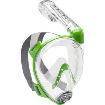 Cressi Sub DUKE, potapljaška maska, zelena